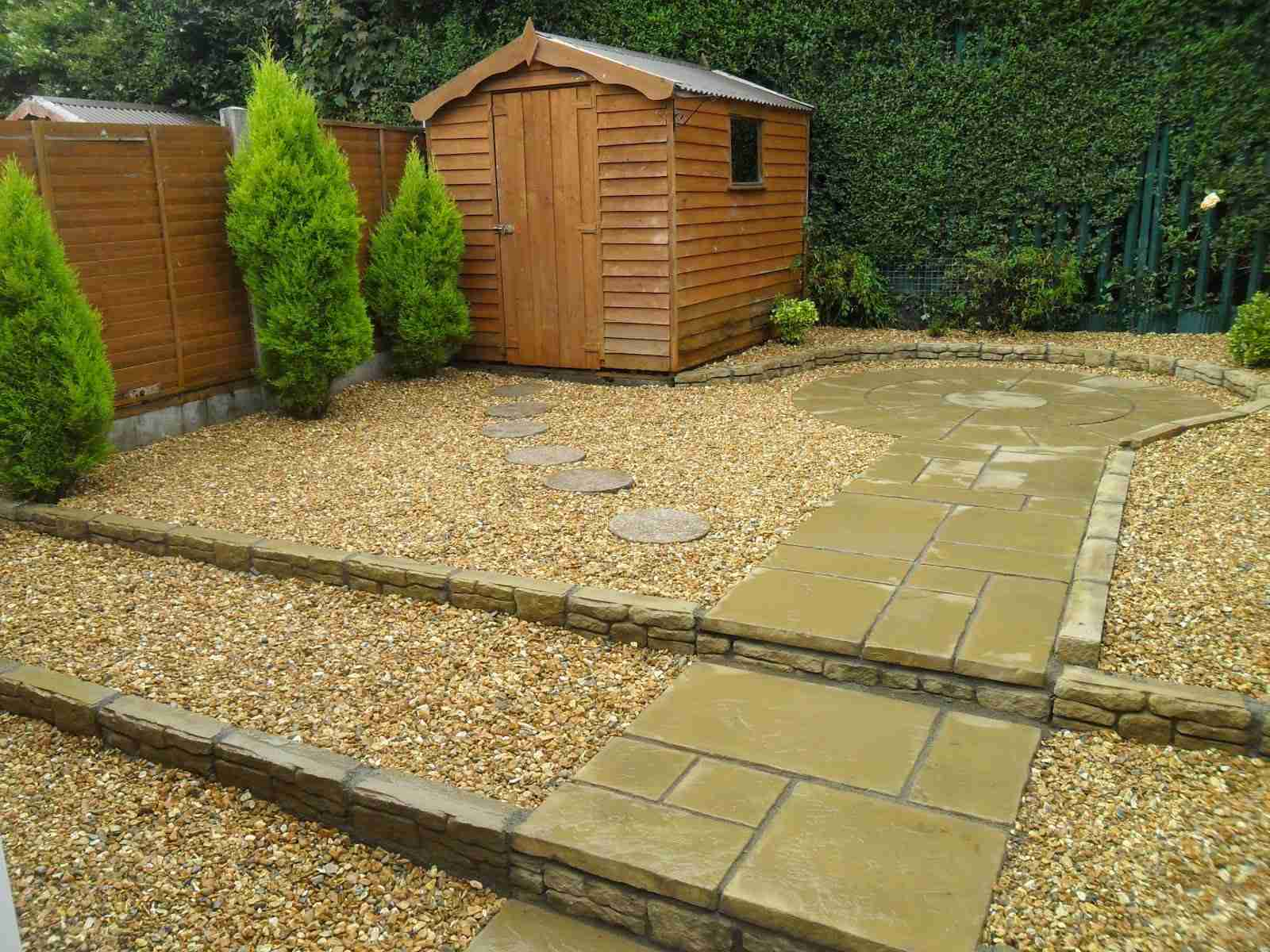 Low maintenace garden design in Bryanstown Manor, Drogheda co.Louth ⋆