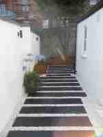 Contemporary Urban Garden Design, New Bride St ,Dublin 8.