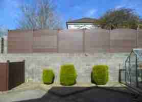 No Maintenance PVC Fencing, Riverview ,Drogheda co.Louth
