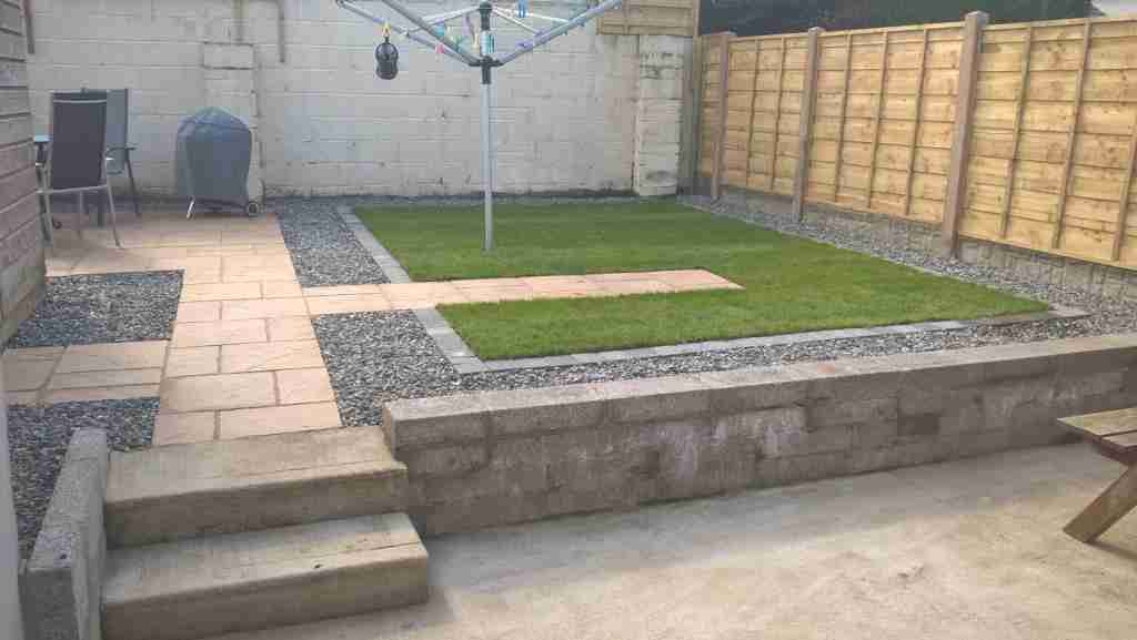 Garden Redesign Mellifont Pk, Drogheda Co.Louth