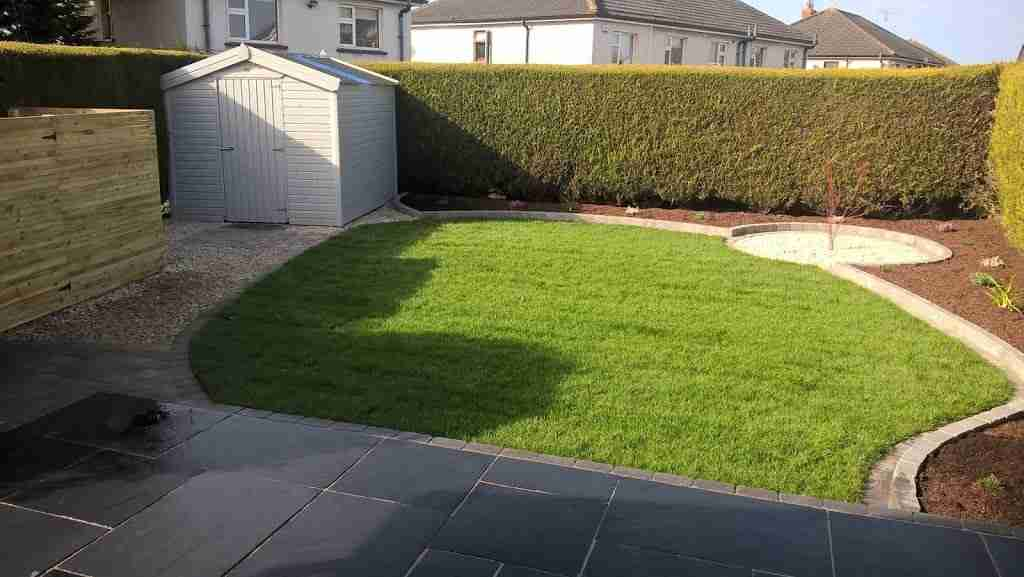 Rear Garden Design & Makeover Oaklawns, Drogheda Co.Louth