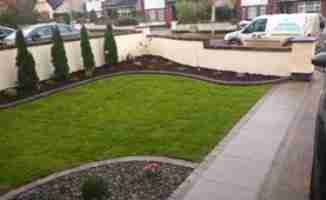 Redesigning A Front Garden At The Cairns Drogheda Co.Louth