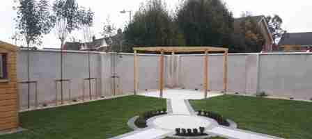 Garden Redesign The Burrows, Bettystown Co.Meath