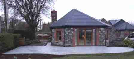 Silver Granite Patio Melifont Co.Louth