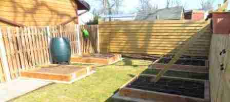 Raised Vegetable Bed Design, Bettystown,co.Meath