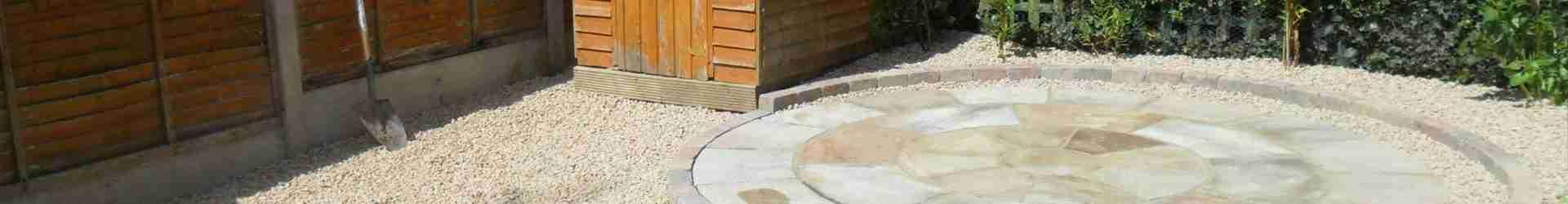 Low Maintenace Garden ,Indian Sandstone Patio, Bryanstown Manor, Drogheda co.Louth