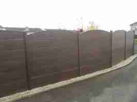Maintenance Free PvC Eco Fencing, Drogheda co.Louth