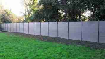 No Maintenance Pvc Fencing, Mathews Lane, Drogheda co.Louth