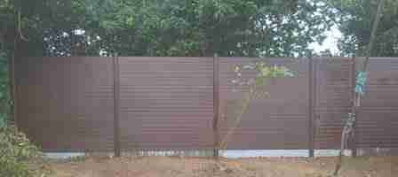 No Maintenance PVC Fencing, Annaville Crescent, Drogheda, Co.Louth
