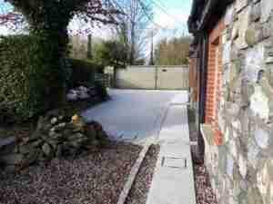 Natural Stone Silver Granite Step & Path