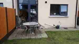 Image of Patio before
