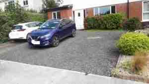 Image of Hardcore driveway