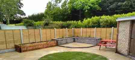 Garden design ,Stameen Lawns , Drogheda co.Louth