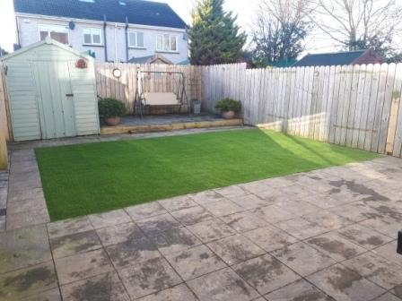 Artificial lawn Shrewsbury Manor Drogheda