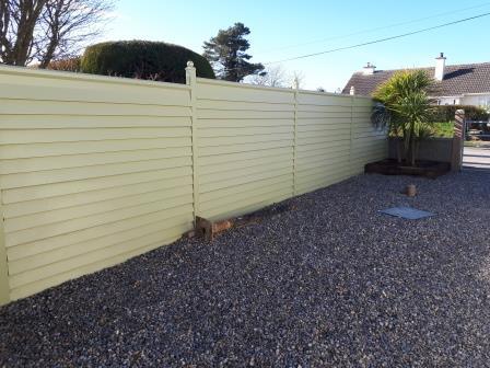 Elite no maintenance fence